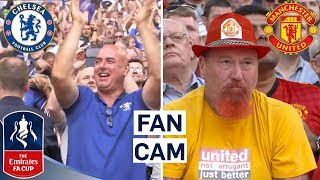 Download The Best Fan Reactions as Chelsea Beat Manchester United! | Emirates FA Cup Final 2017/18 Video