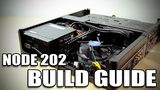 Download Fractal Design Node 202 - Small Form Factor Build Guide Video
