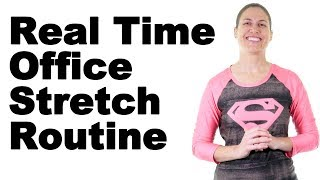 Download Easy Real Time Office Stretching Routine - Ask Doctor Jo Video