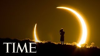Download 360 Degree VR Solar Eclipse Live Stream With Jeffrey Kluger From Casper, Wyoming | TIME Video