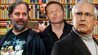 Download Dan Harmon on Chevy Chase feud (w/ Bill Burr) Video