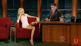 Download Leslie Bibb Discussing Orgies on Craig Ferguson Video