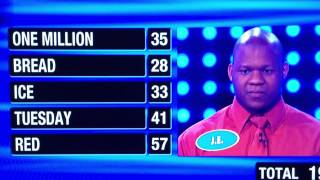 Download Family Feud 1st Contestant gets 194 points! AWESOME! Video