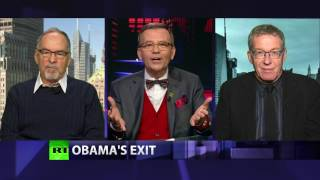 Download CrossTalk: Obama's Exit Video