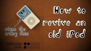 Download How To Revive An Old iPod Video