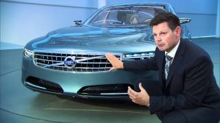 Download Volvo Concept You: Luxurious Scandinavian Design With Smart Pad Technology Video