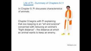 Download Life of Pi - Summaries of Chapters 9-11 Video