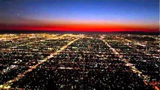 Download Night Landing in Los Angeles (cockpit view) Video