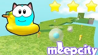 Download Roblox / Meep City - Playing the New Game for Meep Money! / Gamer Chad Plays Video