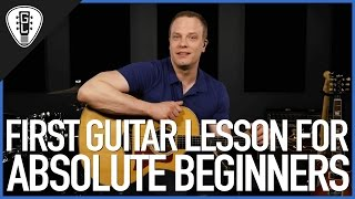 Download First Guitar Lesson For Beginners Video