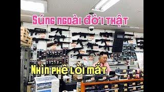 Download Vào trong cửa hàng bán ″SÚNG″ Tại Nhật Bản Video