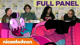 Download 'Invader Zim: Enter the Florpus' FULL Panel | Comic-Con 2018 | Nick Video