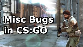 Download Some of the Many Bugs in CS:GO Video