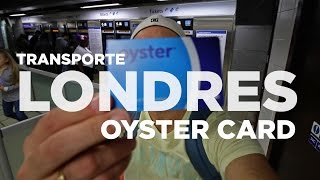 Download Tarjeta metro de Londres. Oyster Card Video