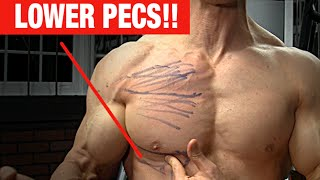 Download Lower Pec Punishing Exercise (NO MORE SAGGY CHEST!) Video