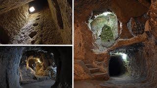 Download ¿Qué Llevó a la Humanidad a Esconderse Bajo Tierra hace 12.000 años? Video
