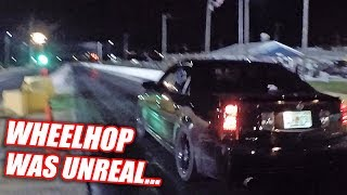 Download Worst Wheel Hop EVER? Cooper Attempts To Explode Rear Diff Round #2 Video