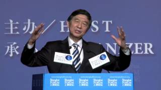 Download [2015 Shanghai Forum] Wu Jianmin ″The Major Power Diplomacy with Chinese Characteristics″ Video