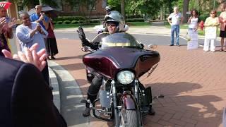 Download NCCU Professor Rides 10,000 Miles Across U.S. for Mental Health Awareness Video