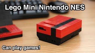 Download Working Lego Mini Nintendo: Mini NES Video