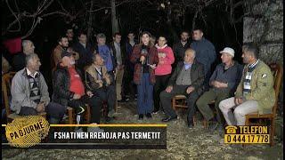 Download Një fshat i gjithë nën rrënoja pas tërmetit Emisioni Pa Gjurme në fshatin Rranxë të rrethit Krujës. Video