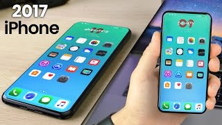 Download iPhone 8 Design Leaked! Is This Actually It? Video