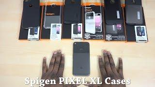 Download Spigen PIXEL XL Cases! Video