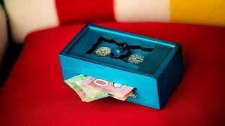 Download The SECRET Money Puzzle Box Challenge!! Video