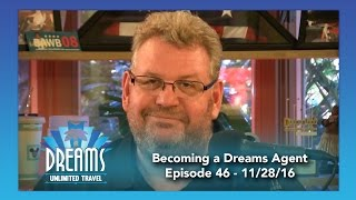 Download Becoming a Dreams Unlimited Travel Agent | 11/28/16 Video