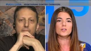 Download Fuori Onda - Vegetariani contro carnivori (Puntata 27/03/2016) Video
