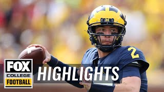 Download Michigan vs. Nebraska | FOX COLLEGE FOOTBALL HIGHLIGHTS Video