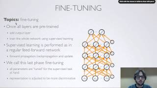 Download Neural networks [7.3] : Deep learning - unsupervised pre-training Video