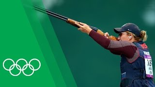 Download How Kim Rhode [USA] became the most decorated female Olympic shooter Video