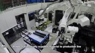 Download Mazak iSMART Factory in Oguchi, Japan Video