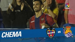 Download Golazo de Chema (1-0) Levante UD vs Real Sociedad Video
