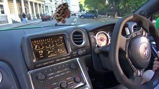 Download [ONBOARD RIDE] Nissan R35 GT-R w/ Milltek Exhaust! Video
