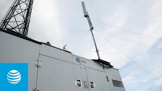 Download AT&T Uses Satellite Emergency Communication Portables | AT&T Video