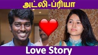 Download அட்லீ - ப்ரியா Love Story | Tamil Cinema News | Kollywood News | Latest Seithigal Video