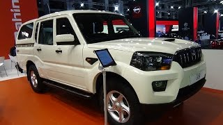 Download 2018 Mahindra GOA - Exterior and Interior - Automobile Barcelona 2017 Video