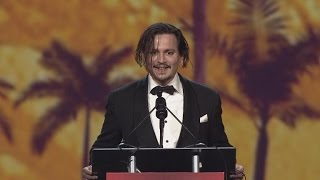 Download Johnny Depp Reveals Hilarious Way He Freaked Out Wife Amber Heard Video