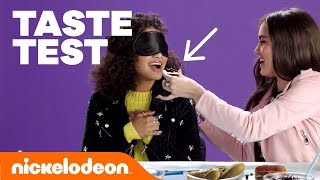 Download Blindfold Taste Test w/ Lizzy Greene, Riele Downs, Breanna Yde & More! 🍒 | #FunniestFridayEver Video
