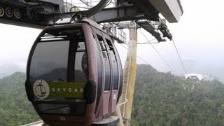Download Malaysia l Amazing View at Langkawi Cable Car Video