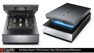 Download Epson V850 Pro Scanner Review Video