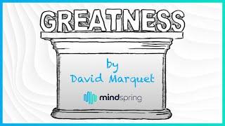 Download Inno-Versity Presents: ″Greatness″ by David Marquet Video