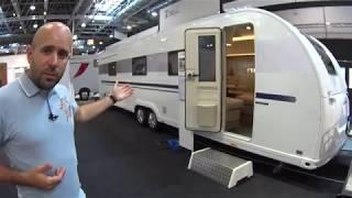 Download Самый большой прицеп-дача от Adria Alpina 903 HT. Короткий обзор интерьера. Video