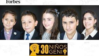Download Listado Forbes, niños genio de México Video