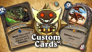 Download TOP CUSTOM CARDS OF THE WEEK #15 | Card Review | Hearthstone Video