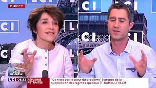 Download L'interview politique du jeudi 5 décembre 2019 : François Ruffin Video