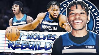 Download MINNESOTA TIMBERWOLVES REBUILD WITH D'ANGELO RUSSELL IN NBA 2K20 Video