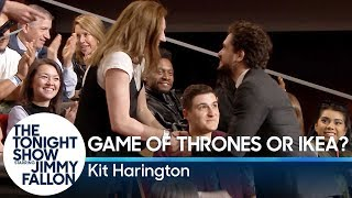 Download Game of Thrones or Ikea? with Kit Harington Video